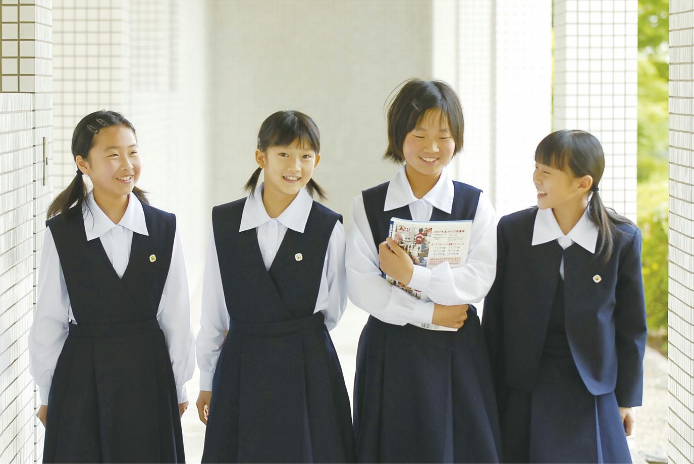 系列校 久留米信愛女学院高等学校(中、高6年間 ... : 理科 中学校 : 中学